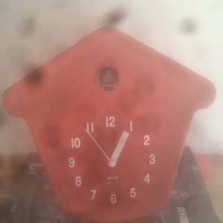 壁掛け鳩時計