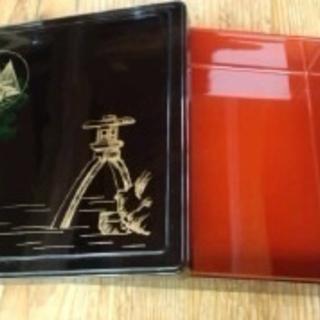 きれいな重箱① 0円