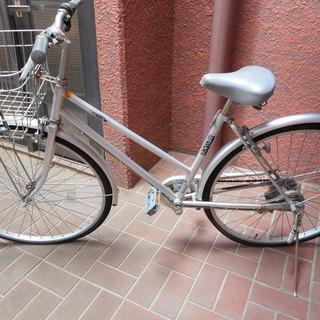 自転車27インチ パンクしています