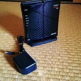 バッファローの無線LAN親機 WZR-HP-G300NH