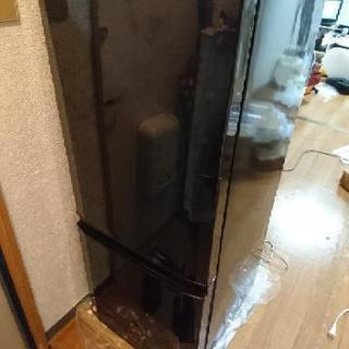 【無料】冷蔵庫 2ドア(ジャンク品)