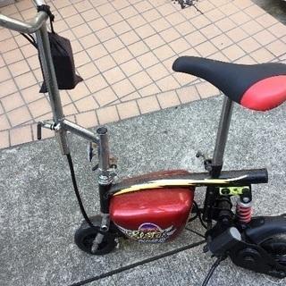 【ジャンク】電動バイク