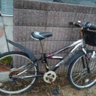 ジャンク 自転車 低学年児童用