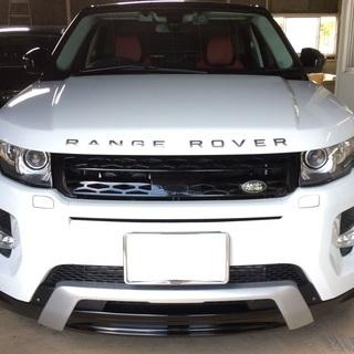 ランドローバー レンジローバー イヴォーグ ダイナミック 4WD