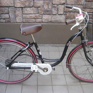 女児自転車 26インチ