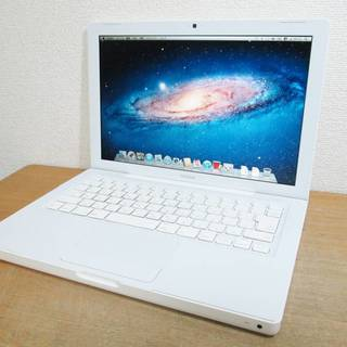 MacBook Core2Duo 2.0GHz/2GB/80GB/SD