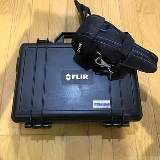 赤外線サーモグラフィー FLIR i3