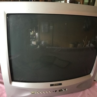 ジャンク ブラウン管 テレビ
