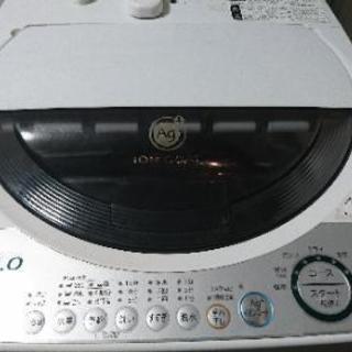 ジャンク SHARP 洗濯機 ES-FG65 2005年製