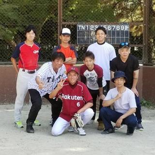 【月曜日活動】軟式草野球メンバー募集
