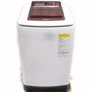 2015年式Panasonic8キロ 洗濯乾燥機ですよ!✴ 綺麗で...
