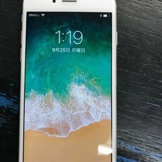 ドコモ iPhone6 128gb シルバー ワケあり特価!