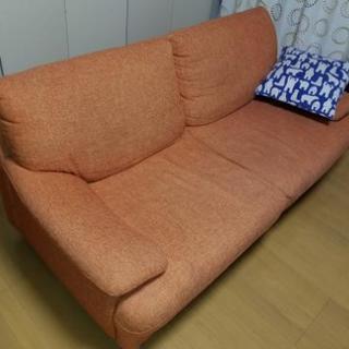 NITORI 二人掛けソファー