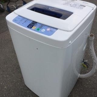 ハイアール製4.2キロ洗濯機🌀👕💦 一人暮らしに‼️ 超クリーニ...