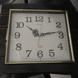 SEIKO 壁掛け時計