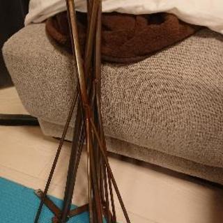 【新品】【未使用】【美品】木製ヴィンテージダイニングテーブル