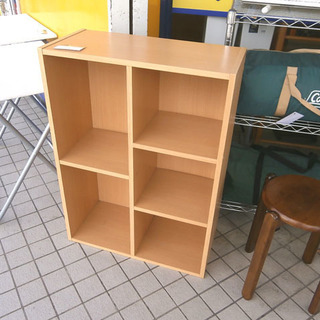 札幌 引き取り カラーボックス/カラーBOX 収納棚 木製 お買い得