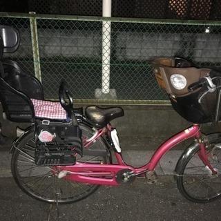 3人乗り自転車【ジャンク】