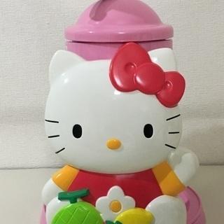 季節外れ🍧HELLO KITTY 手動氷かき