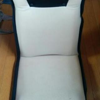コタツ用の座椅子(大)1脚、(小)2脚
