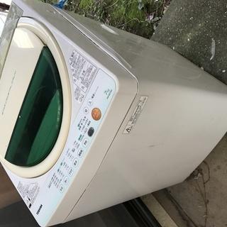 【中古】東芝  タテ型洗濯機 7kg  AW-607  2012年...