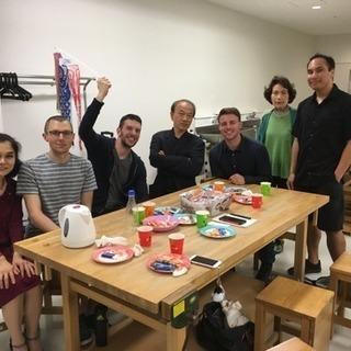 渋谷で気軽に英語/日本語で話す会