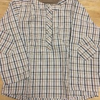 チェックシャツ 24m