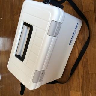 伸和(SHINWA) ホリデーランドクーラー ホワイト CBX-2...