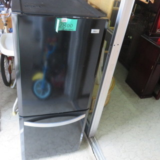 Haier 冷蔵庫 2ドア 2014年製 (黒)
