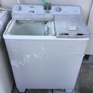 ジャンク 2層式洗濯機