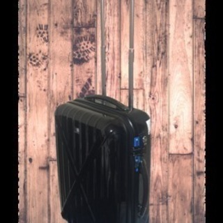 小型スーツケース 2輪キャスター