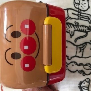 アンパンマン☆お弁当箱(小さめ)