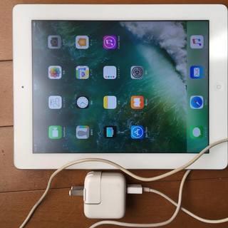 iPad Model:A1458 ホワイト 64GB 中古 動作品