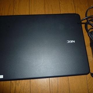 NEC製ノートパソコン(無線LAN付)