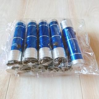 LED懐中電灯 小型タイプ 藍色(ブルー) 新品 10本セット