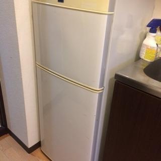 冷蔵庫差し上げます 9/27.29引取りできる方
