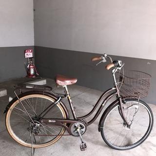 ジャンク自転車‼️27インチ☆★ジ...