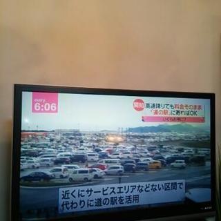 テレビ50インチ