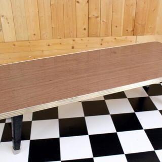 折り畳み 座卓テーブル レトロ ちゃぶ台 シンセイ 昭和 古民家