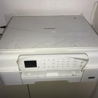 複合機 ブラザー MFC/J727D ファックス 電話 スキャナー