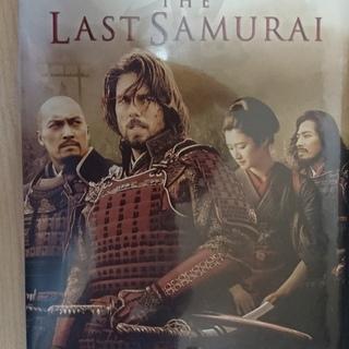 【取引中】【ラストサムライ】DVD内容説明も記載しました