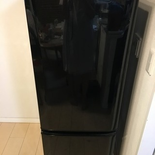 三菱冷蔵庫 2015年製 168L