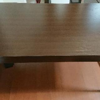 ダイニングテーブル、イス4脚