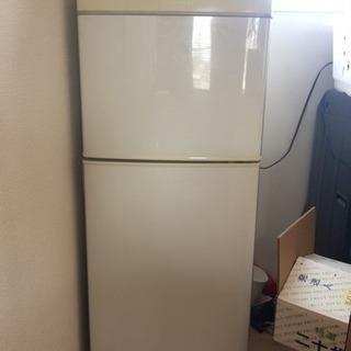 【差し上げます】SHARP製 冷凍冷蔵庫 SJ-14G