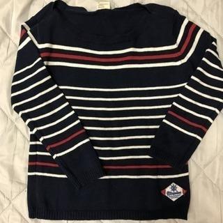 値下げ!ライトオン 綿セーター サイズ100 美品