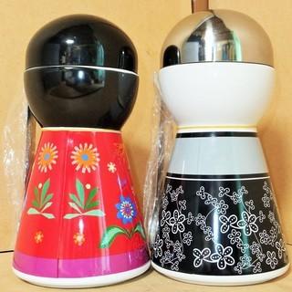 マトリョーシカ風 調味料カップ&計量スプーン◆キッチンにあったら可愛い - 生活雑貨