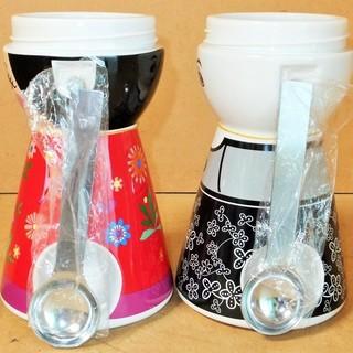 マトリョーシカ風 調味料カップ&計量スプーン◆キッチンにあったら可愛い - 売ります・あげます
