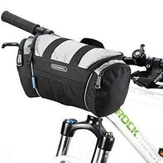 新品未開封自転車 リアバッグ サドルバッグ フロントバック 多機能...