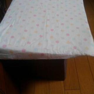 吐き戻し防止ベビー枕
