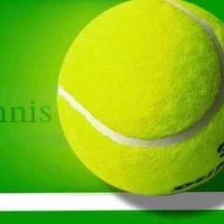 テニスしましょう!!(o^^o)♪